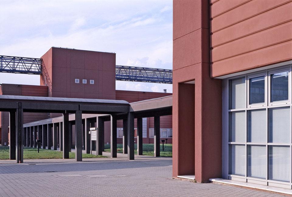 Gli edifici del Centro Nazionale delle Ricerche a Firenze