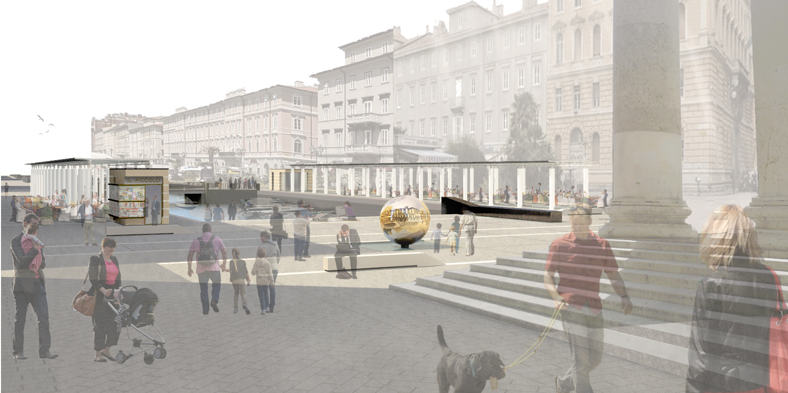 Piazza Sant'Antonio Nuovo