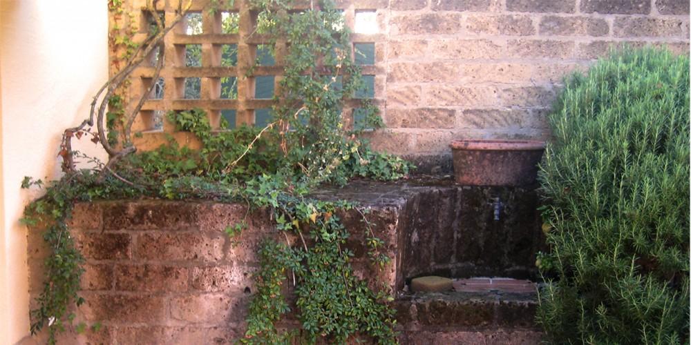 Dettaglio muro
